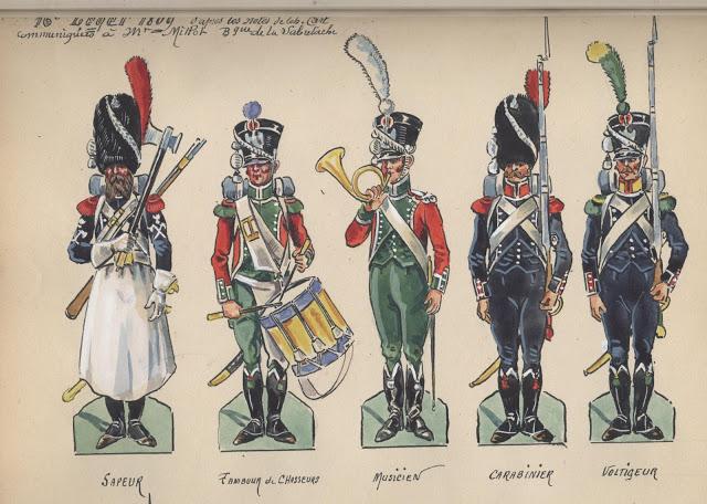 armée autrichienne 1809